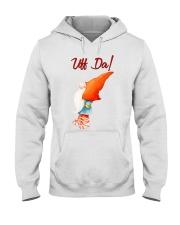 ADORABLE UFF DA NISSE Hooded Sweatshirt thumbnail