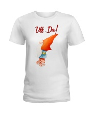 ADORABLE UFF DA NISSE Ladies T-Shirt thumbnail