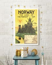 NORWAY VINTAGE TRAVEL 1905 11x17 Poster lifestyle-holiday-poster-3