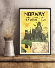 NORWAY VINTAGE TRAVEL 1905 11x17 Poster lifestyle-poster-3