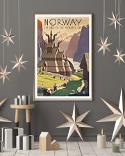 NORWAY VINTAGE TRAVEL 1905 11x17 Poster lifestyle-holiday-poster-1