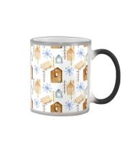 NORWEGIAN WINTER PATTERN Color Changing Mug thumbnail