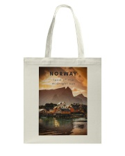 NORWAY LAND OF THE MIDNIGHT SUN Tote Bag thumbnail