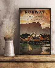NORWAY LAND OF THE MIDNIGHT SUN 11x17 Poster lifestyle-poster-3