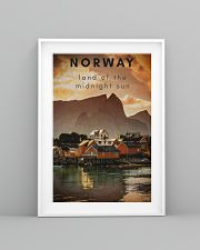 NORWAY LAND OF THE MIDNIGHT SUN 11x17 Poster lifestyle-poster-5