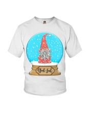 GOD JUL NISSE BALL Youth T-Shirt thumbnail