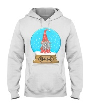 GOD JUL NISSE BALL Hooded Sweatshirt thumbnail