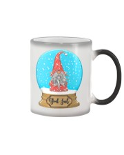 GOD JUL NISSE BALL Color Changing Mug thumbnail
