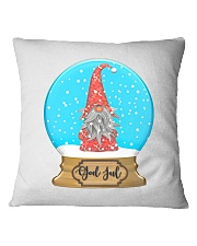 GOD JUL NISSE BALL Square Pillowcase thumbnail