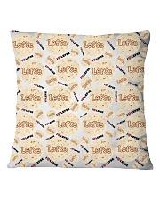 BRING ME MORE LEFSE I LOVE LEFSE Square Pillowcase thumbnail