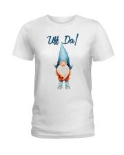 UFF DA NISSE Ladies T-Shirt thumbnail