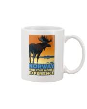 NORWAY MOOSE VINTAGE TRAVEL Mug thumbnail