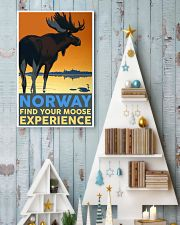 NORWAY MOOSE VINTAGE TRAVEL 11x17 Poster lifestyle-holiday-poster-2