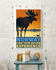 NORWAY MOOSE VINTAGE TRAVEL 11x17 Poster lifestyle-holiday-poster-3