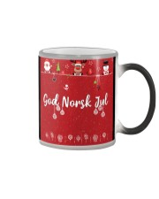 GOD NORSK JUL Color Changing Mug thumbnail