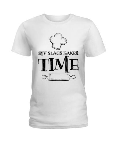 SYV SLAGS KAKER TIME