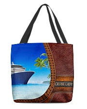 CRUISE LADY TOTE 2 All-over Tote front
