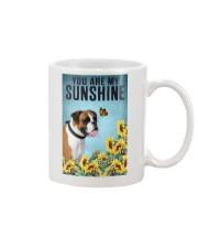 YOU ARE MY SUNSHINE Boxer Mug tile