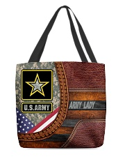 US AM Tote lady All-over Tote back