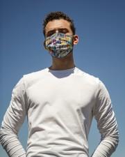 Fishing lady Cloth face mask aos-face-mask-lifestyle-11