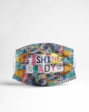 Fishing lady Cloth face mask aos-face-mask-lifestyle-22