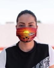 Sunset Cruise Cloth Face Mask - 3 Pack aos-face-mask-lifestyle-03