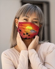 Sunset Cruise Cloth Face Mask - 3 Pack aos-face-mask-lifestyle-17