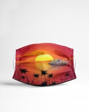 Sunset Cruise Cloth Face Mask - 3 Pack aos-face-mask-lifestyle-22