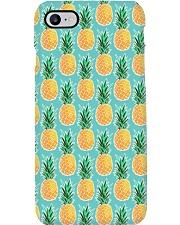 Pineapple 1012 Phone Case tile