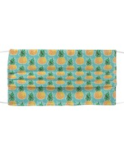 Pineapple 1012 Cloth face mask front