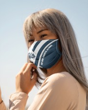 Truck Driver Cloth face mask aos-face-mask-lifestyle-20