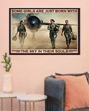The sky in there souls 36x24 Poster poster-landscape-36x24-lifestyle-18