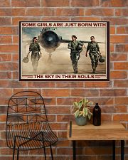 The sky in there souls 36x24 Poster poster-landscape-36x24-lifestyle-20