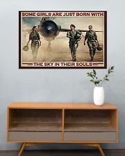 The sky in there souls 36x24 Poster poster-landscape-36x24-lifestyle-21