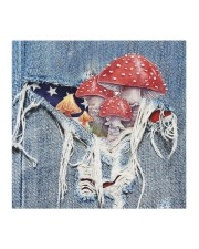 Mushrooms -SHIP WITHIN 3 TO 5 business days Cloth face mask aos-face-mask-coverlet-lifestyle-front-02