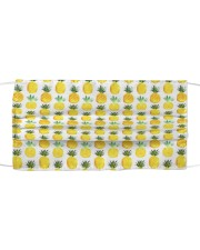 Pineapple 10128 Cloth face mask front