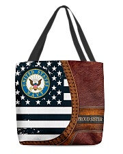PROUD SISTER All-over Tote back