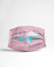 Oh ship it a family trip Cloth Face Mask - 3 Pack aos-face-mask-lifestyle-22