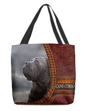 Cane Corso 1 All-over Tote back