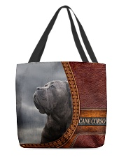 Cane Corso 1 All-over Tote front