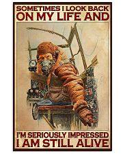 I AM STILL ALIVE 11x17 Poster front