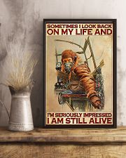 I AM STILL ALIVE 11x17 Poster lifestyle-poster-3