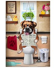 Boxers Toilet 11x17 Poster front