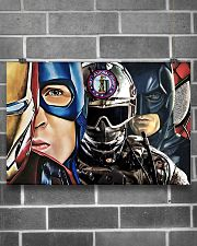 Proud National Guard 24x16 Poster poster-landscape-24x16-lifestyle-19