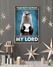 Otter Picture 11x17 Poster lifestyle-holiday-poster-1