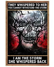I AM THE STORRM POSTER 1002 24x36 Poster front