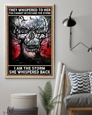 I AM THE STORRM POSTER 1002 24x36 Poster lifestyle-poster-1