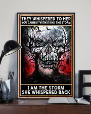 I AM THE STORRM POSTER 1002 24x36 Poster lifestyle-poster-2
