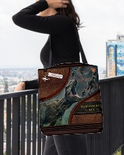 Mamasaurus REX All-over Tote aos-all-over-tote-lifestyle-front-05