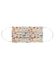 Mushrooms Face Mask 080586 Cloth face mask aos-face-mask-coverlet-lifestyle-front-01